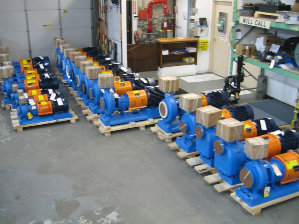 Goulds-Pumps-Project