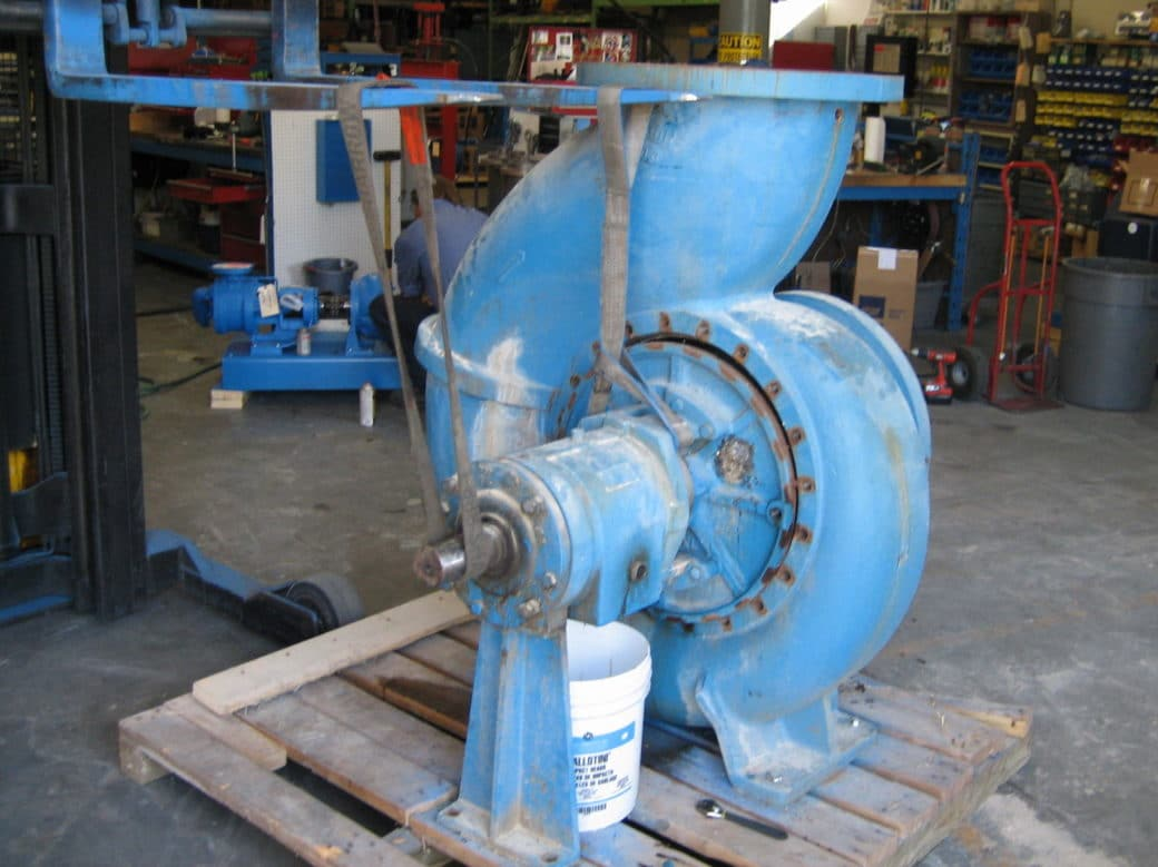 Goulds-pump-Repair