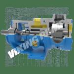 Viking Pump K1224A-ASP-cutaway