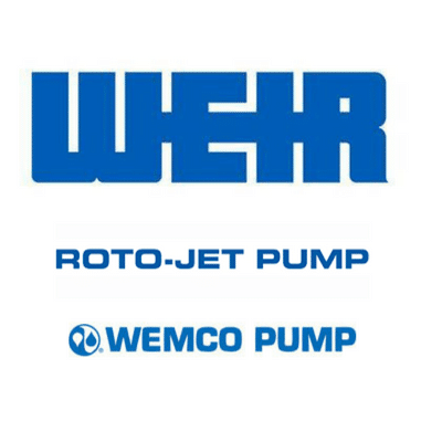 Weir Pumps| Wemco | Rotojet | Edelmann & Associates, Inc