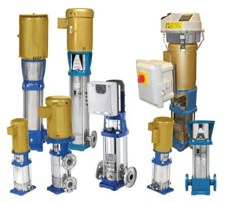 Xylem Goulds Water Technology e-SV-e-SVE-Smart-Pumps
