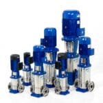 Stainless Steel Vertical Multi Stage Pump