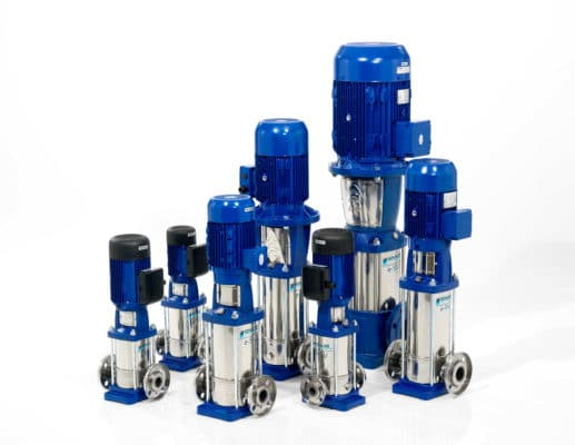Stainless Steel Vertical Multi Stage Pump
