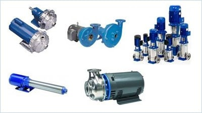 goulds water technology centrifugal pumps