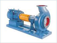 Goulds large end suction pump